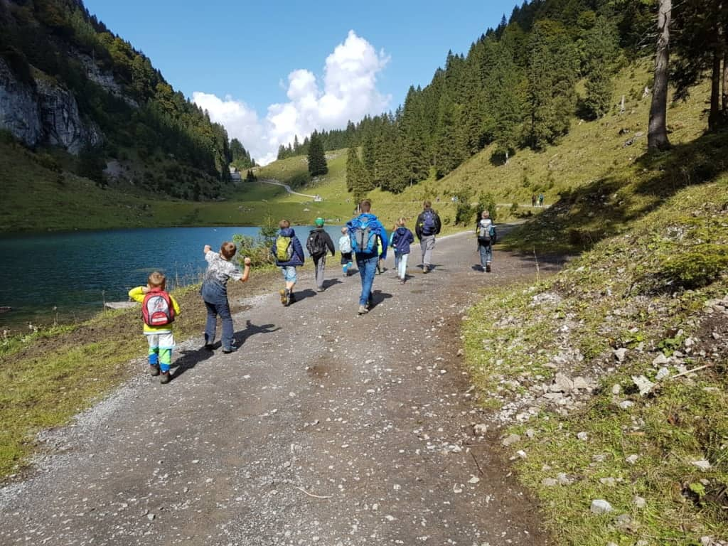 24. September 2017 – Club- und Familienwanderung