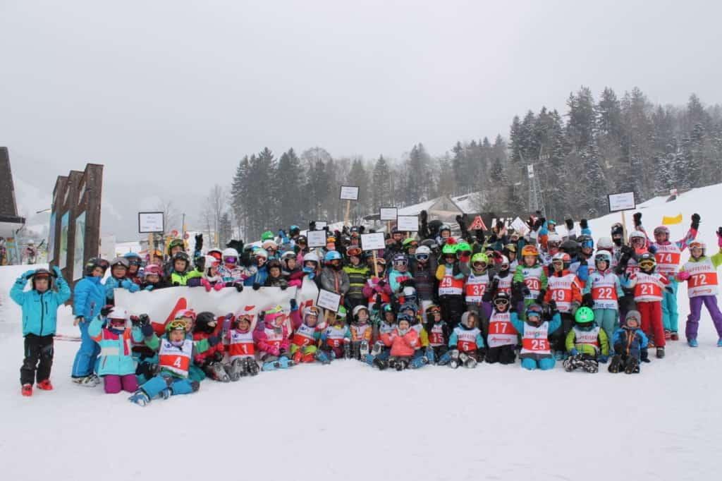 25. Februar 2018 – Atzmännig Kids Race