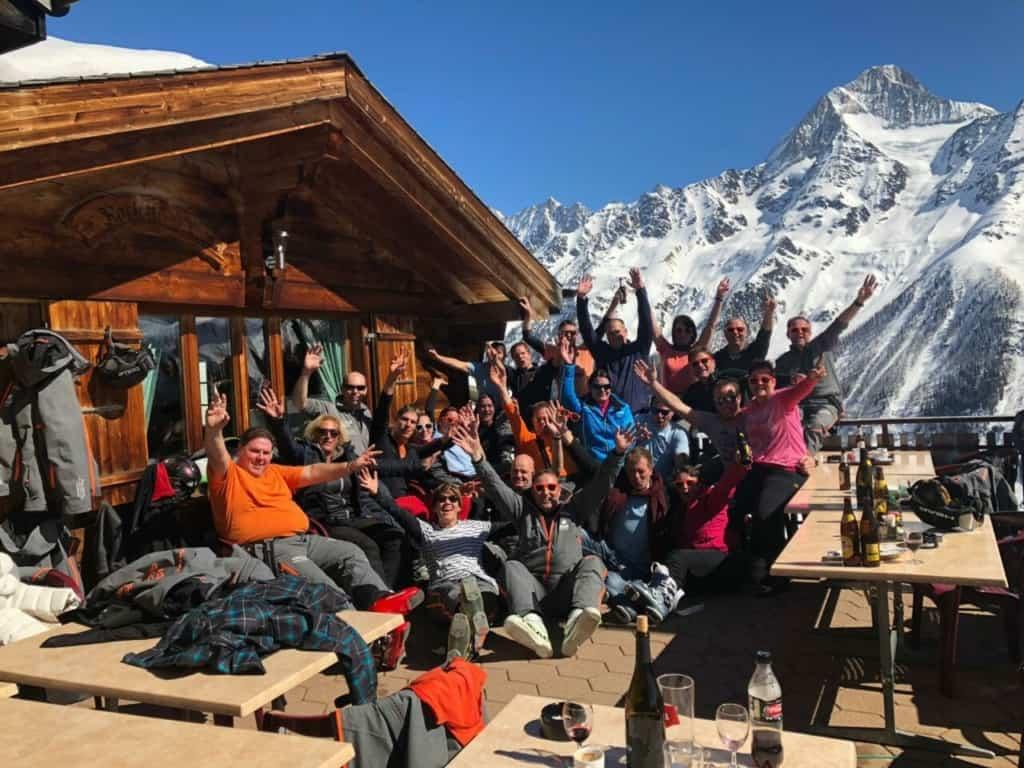 23. - 24. März 2019 - Skiweekend Lauchernalp