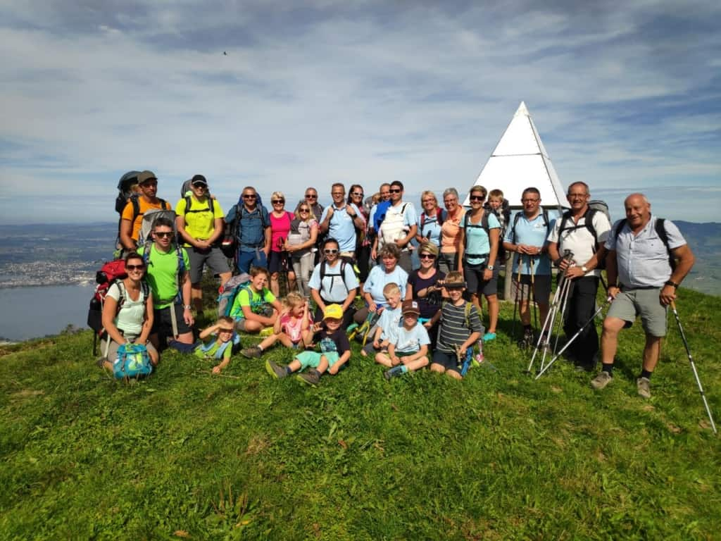 22. September 2019 - Clubwanderung