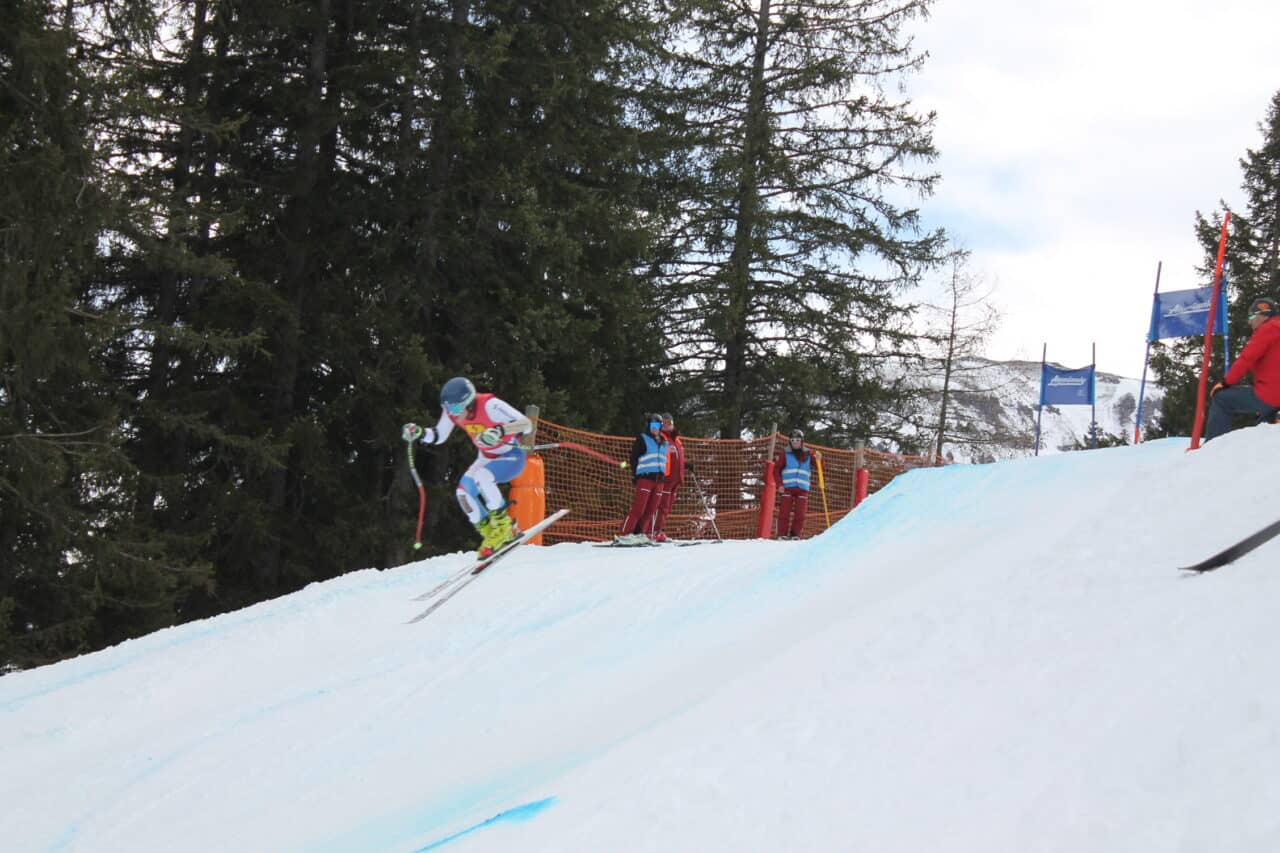 16. Februar 2020 – Swiss Regio Cup 5: Goldinger Super-G