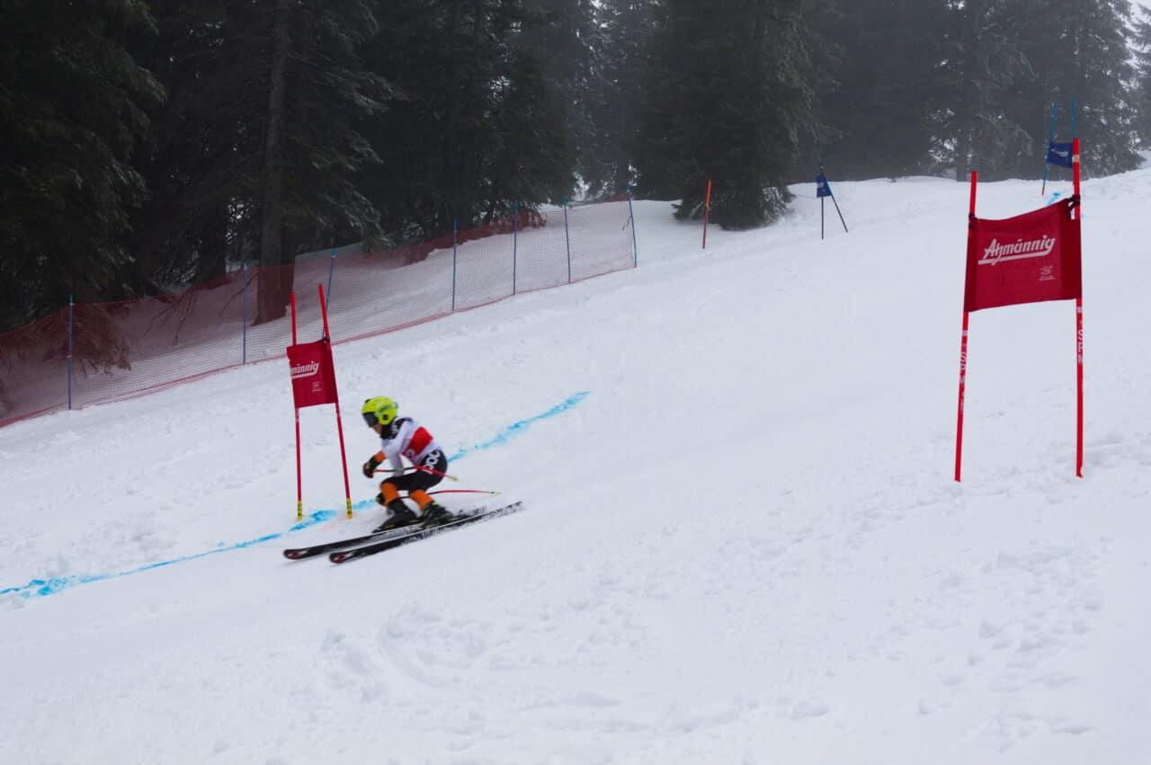 27.03.2021 - Jugendrennen Riesenslalom